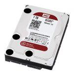 هارد دیسک اینترنال Red 1TB وسترن دیجیتال مدل WD10EFRX